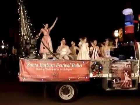 Santa Barbara Christmas Parade 2016