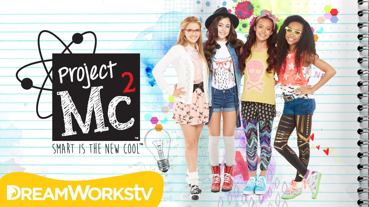 Project Mc² Official Trailer Youtube