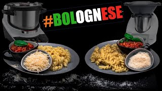 Bolognese Cookit vs. Thermomix