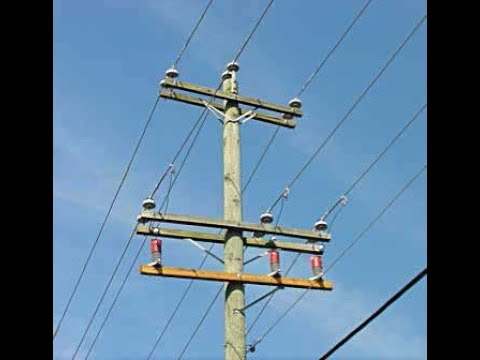 The earlier power transmission used direct current
