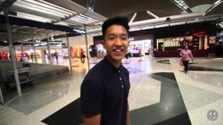 """Aziz Harun """"Senyum"""" Promo Tour"""