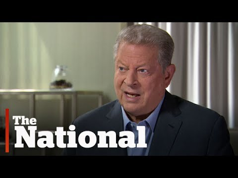 "Al Gore's Interview About His New Documentary ""An Inconvenient Sequel"""