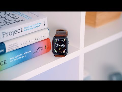 Hands On with Infograph Watch Face on Apple Watch Series 4