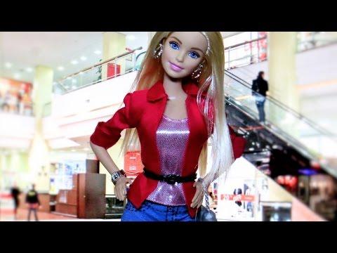 Jaqueta para Barbie DIY
