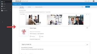 Manage Your Marketplace Offerings Using Oracle Cloud Marketplace Partner Portal video thumbnail
