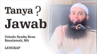 Video Tanya Jawab Ustadz Syafiq Reza Basalamah, MA Terbaru Lengkap (Bagian 1) download MP3, 3GP, MP4, WEBM, AVI, FLV Desember 2017