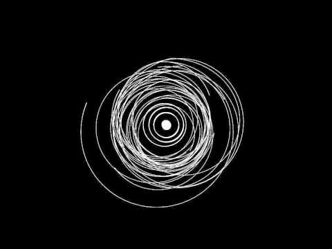 Gravitational interaction of many planetary body masses.