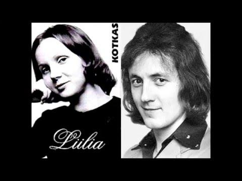 Liilia Kotkas & Jaak Joala -  Küünlavalgusvalss  (1970а)
