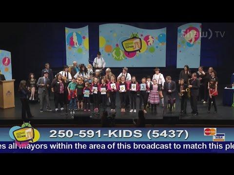 2016 Nanaimo Child Development Centre Telethon