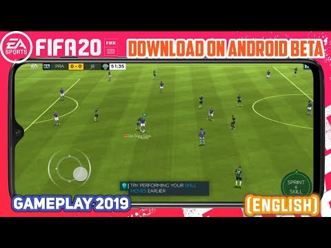 FIFA 20 MOBILE! | How To Get Free Fifa Mobile 20 Beta On Android And IOS (English) With Gameplay.
