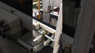 HM-500A Rigid Box Forming Machine Action decomposition