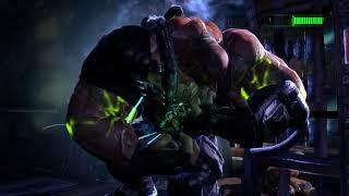 Batman: Arkham Origins - Ending - Walkthrough: TN-1 Bane Boss Fight