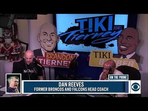 Dan Reeves joins Tiki and Tierney