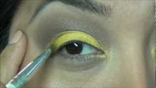 Yellow Vintage Summer Look Thumbnail