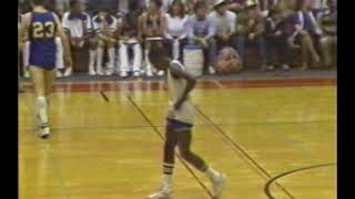 1983 CCS Semi-Final Basketball Game: Menlo School vs Jefferson High School  March 4th, 1983