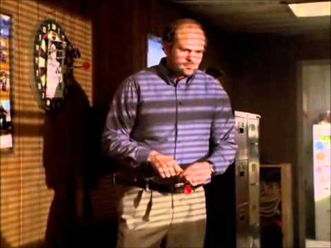 The Wire - Frank Sabotka's Concerned With The Future For The Stevedores