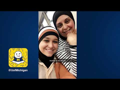 Snapchat Story: Truman Scholar Leadership Week