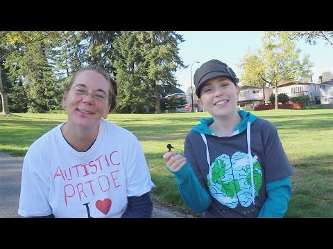 """An Interview With Leah - From Autism Speaks' """"awareness"""" to autism acceptance"""
