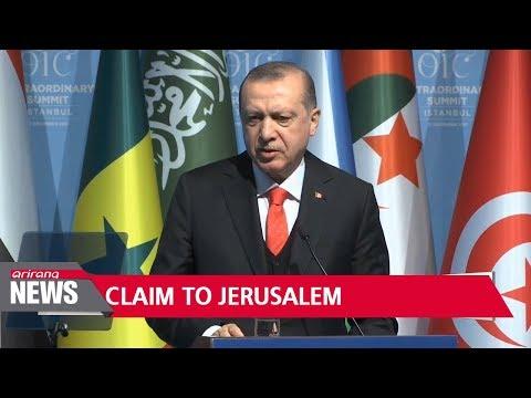 Muslim nations declare East Jerusalem as Palestinian capital