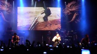 01 - Paradise (What About Us?) ft. Tarja Within Temptation Argentin...
