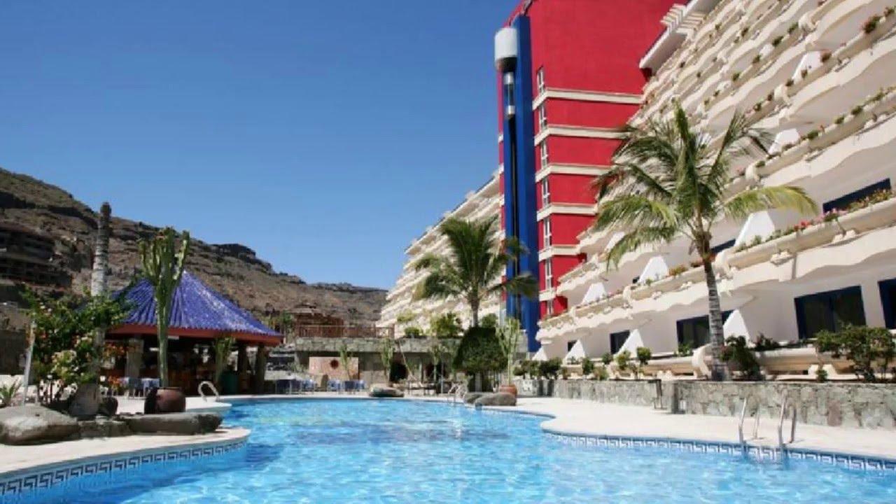 Paradise Lago Taurito *** - Gran Canaria (Playa), España - YouTube