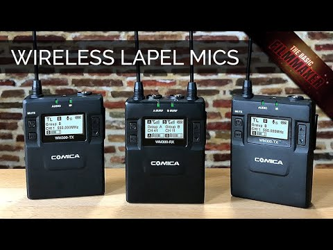 Review Comica CVM-WM300 Wireless Dual Lapel Mic System