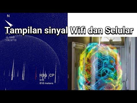 Melihat lalulintas wifi sinyal provider dan satelitnya Architecture of radio