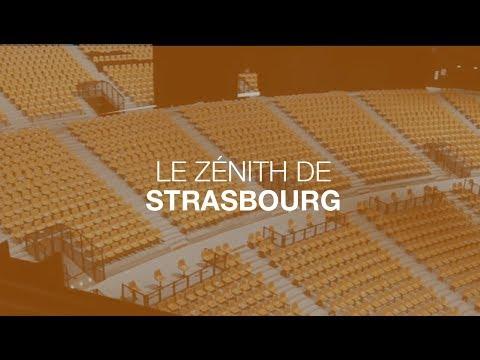 PROJET   Le Zénith de Strasbourg avec ENGIE Cofely
