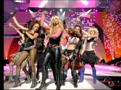 Britney Spears - Toxic 'amazing in latex'