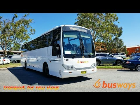 Transport for NSW Vlog No.1071 Busways - Port Macquarie Depo