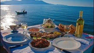 Греческая КУХНЯ - СМЕСЬ итальянской и турецкой / от шеф-повара / Илья Лазерсон / Мировой повар