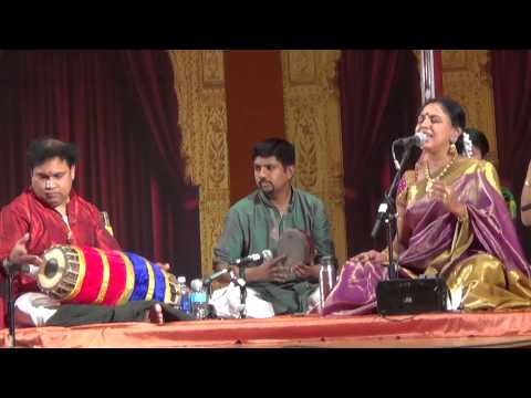 Bhare Panduranga - Sudha Raghunathan - Cleveland Thyagaraja Aradhana 2013