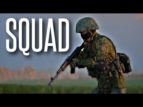 SQUAD IN A NUTSHELL - Squad Gameplay / Funny Moments
