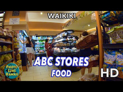 ABC Stores Food