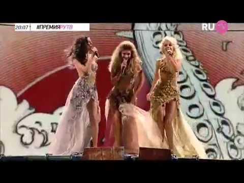 ВИА Гра  Вахтанг - У меня появился другой  V юбилейная премия RU.TV 23.05.2015
