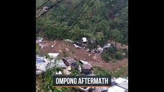 At least 59 dead in Philippines due to Typhoon Ompong