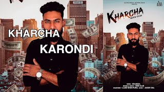 Kharcha | ( Full Song) | Heer Saab | New Punjabi Songs 2019 | Latest Punjabi Songs 2019