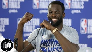 Draymond Green is the best defender ever - Kendrick Perkins | The Jump