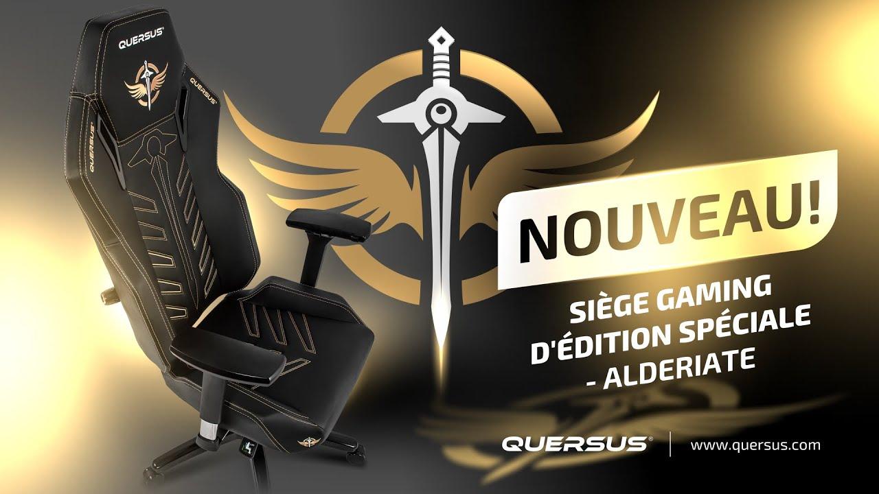 quersus gaming stuhl icrimax