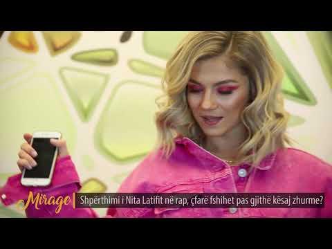 Shpërthimi i Nita Latifit në rap, çfarë fshihet pas gjithë kësaj zhurme? - MIRAGE - 01.03.2019
