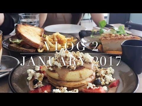 Vlog 2. January 2017 | EVA LEE