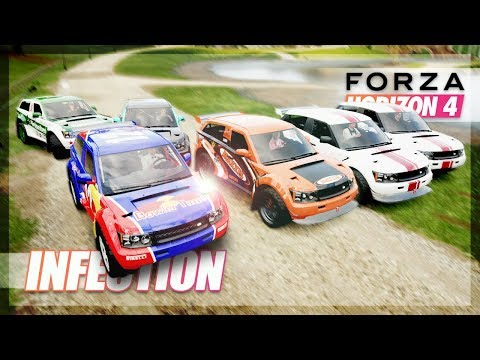 Forza Horizon 4 - BOWLER TIME! (Rages, Funny Moments, and More!) thumbnail
