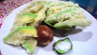 How To Make Japanese Food!avocado Tempura