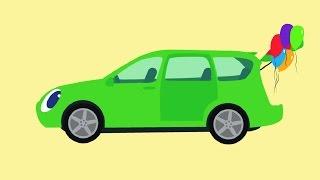 Download 🚗 БИБИКА -  Все серии подряд - Машинки, Самолетики, Животные, Овощи, Фрукты - Развивающий мультик Mp3 and Videos