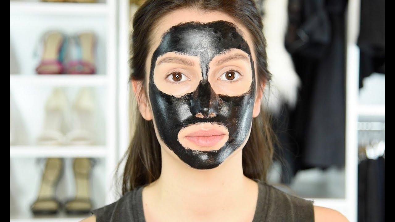 Siyah Noktalar İçin Maskeler