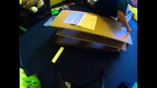 Мебель: как собрать столик для ТВ IKEA BENNO - в Time Lapse(Ввиду переезда открываю новую серию видео - как собирать мебель из IKEA. Так что все, что буду собирать из мебе..., 2013-06-01T09:42:41.000Z)