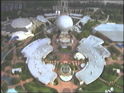 Walt Disney World 1996 VHS Vacation Planning Video