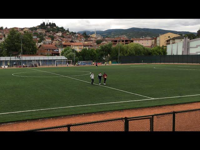 1.Yarı | Niksar Belediyespor 1-0 Merzifonspor