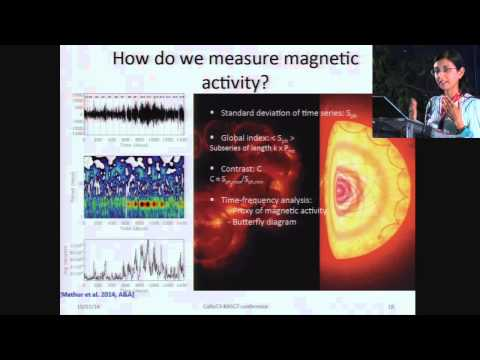 CoRoT3-KASC7 #51 - S. Mathur - Towards age/rotation/magnetic activity relation with seismology