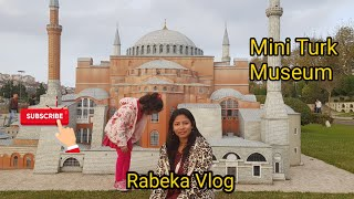 Miniaturk Museum & Park Istanbul tamil vlog
